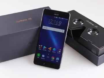 全球首款8GB RAM手機 ASUS ZenFone AR效能實測