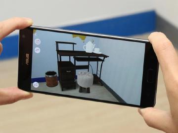 暢玩AR與VR 華碩ZenFone AR擴增實境應用體驗