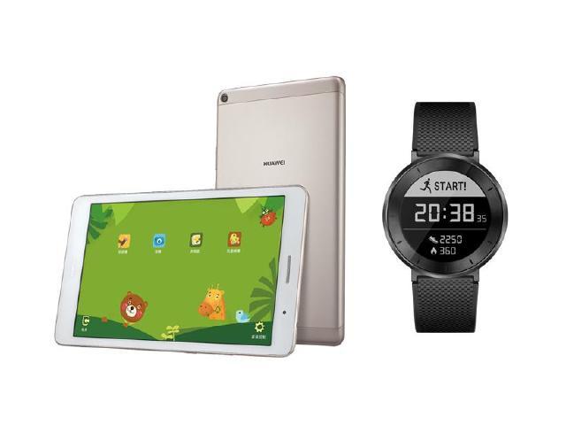 華為MediaPad T3平板與FIT穿戴裝置 7月台灣上市