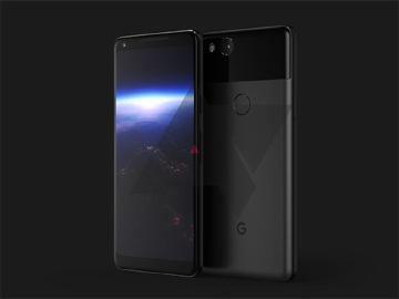 Google Pixel XL 2渲染圖曝光 傳加入握壓感測