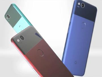 Google Pixel XL 2渲染影片 多種配色好吸睛