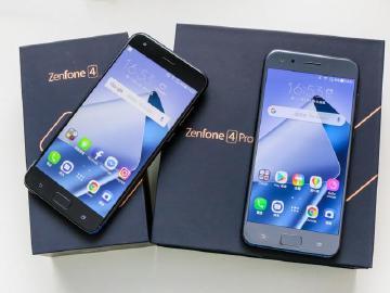 華碩ZenFone 4 Pro與ZenFone 4搶先開箱測效能