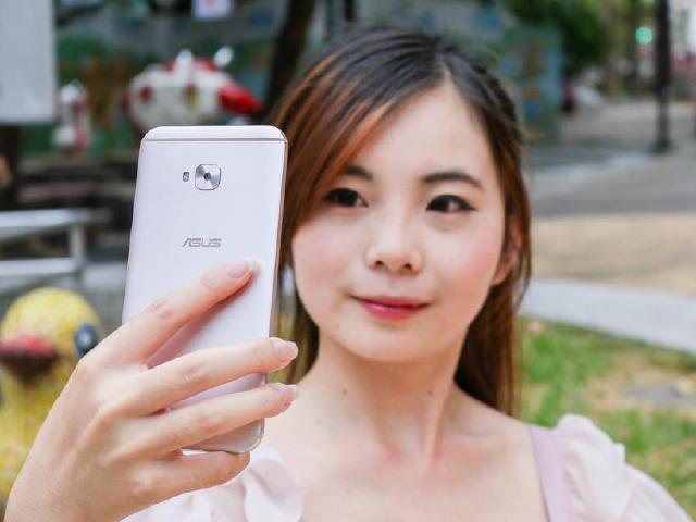 雙鏡頭自拍神器!華碩ZenFone 4 Selfie Pro開箱