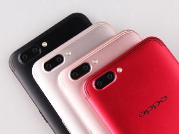 OPPO逆勢突圍 R11成為7月台灣最熱賣的安卓手機