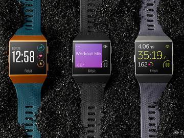 Fitbit Ionic智慧錶發表 10月全球上市