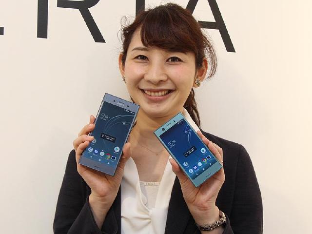 首款安卓8.0手機Sony XZ1大小旗艦動手玩[IFA 2017]