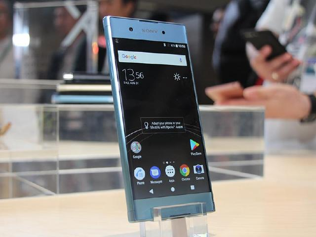 5.5吋超級中階新秀 Sony XA1 Plus[IFA 2017]