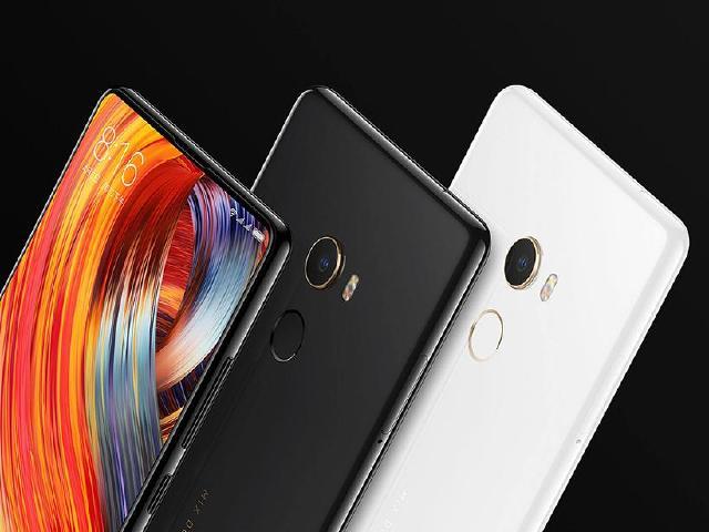 小米發表MIX2全螢幕手機與米6放大版Note3
