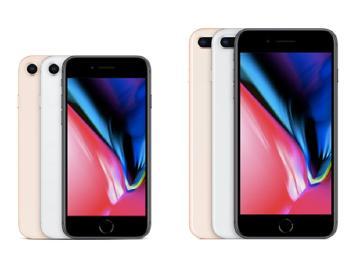 中華電信公布iPhone 8資費 0元購機方案要月付2699