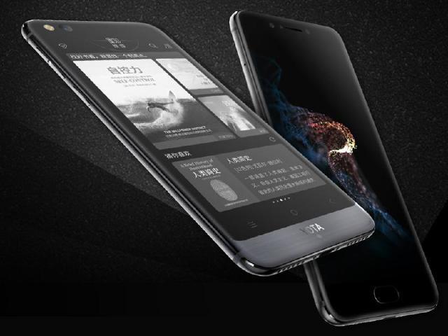 YotaPhone 3雙螢幕手機中國發表