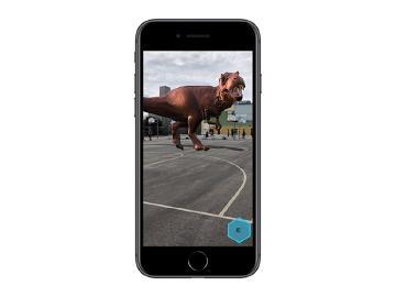蘋果iOS 11開放更新  iPhone 6S以上手機支援ARKit