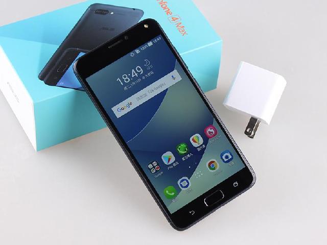 大電量、廣角雙鏡頭規格!華碩ZenFone 4 Max開箱