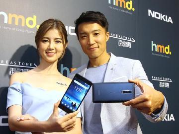 NOKIA 8即日開放台灣預購 10月遠傳獨賣