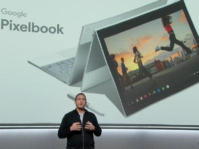 Pixelbook揭曉 內建Google Assistant、AI加持的手寫筆