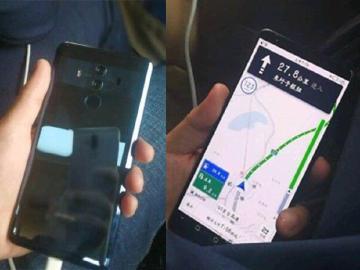 華為Mate 10 Pro實機曝光 官方揭露電池容量