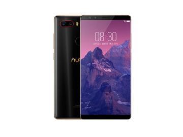努比亞Z17S全螢幕手機發表 主打前後雙攝AI人像美顏