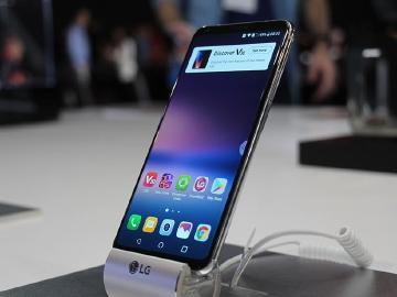 LG V30台灣11月上市 V30+大容量規格不排除推出