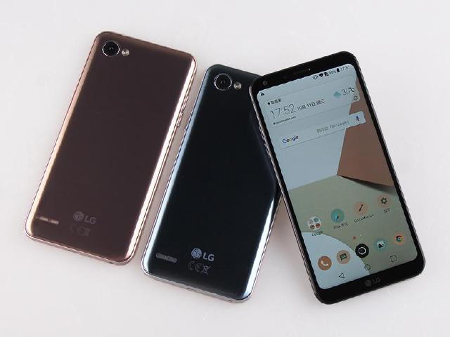 FullVision全視野螢幕 LG Q6開箱