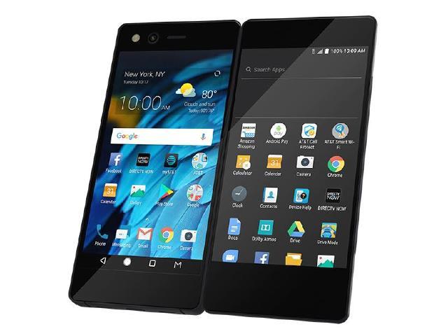 5.2吋雙螢幕 ZTE Axon M折疊智慧手機發表