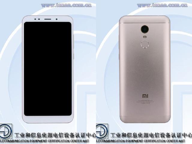 紅米5 Plus以MGE7型號通過NCC 台灣有望上市