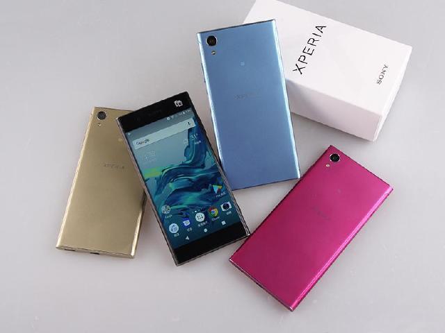2300萬畫素中階手機 Sony XA1 Plus開箱