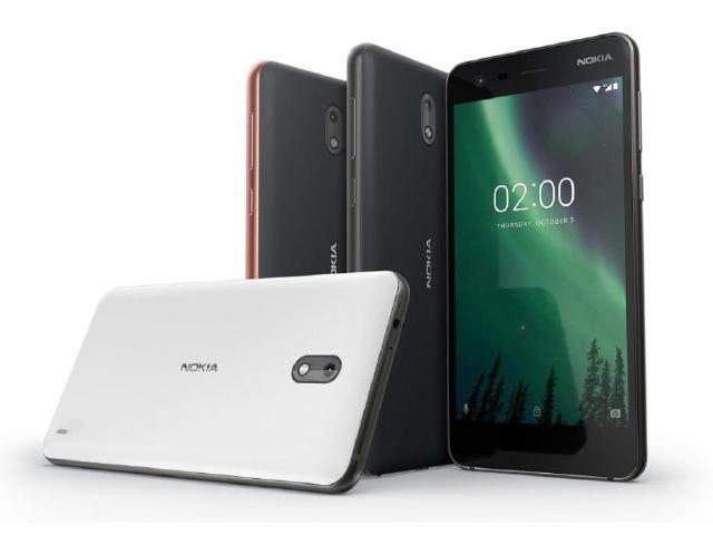 主打耐用性設計 5吋NOKIA 2入門手機發表
