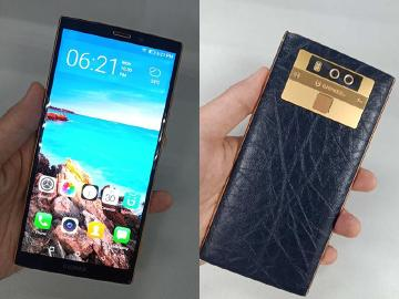 金立M7 Plus曝光 可能是全球最大的18:9全螢幕手機