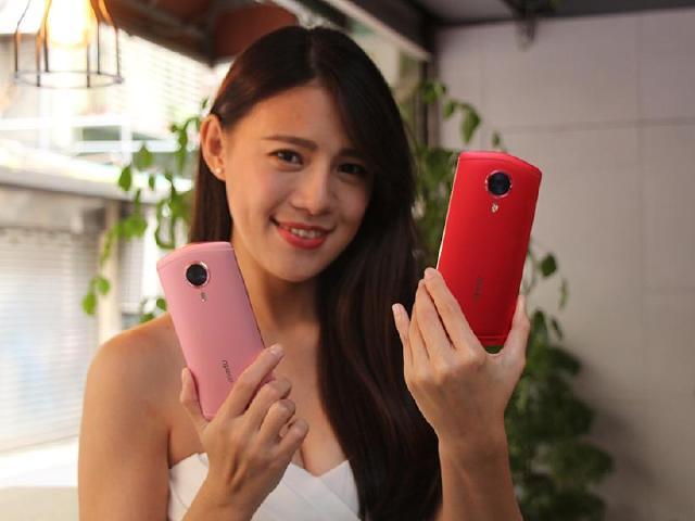 前置雙鏡頭 美圖T8s手機台灣上市動手玩