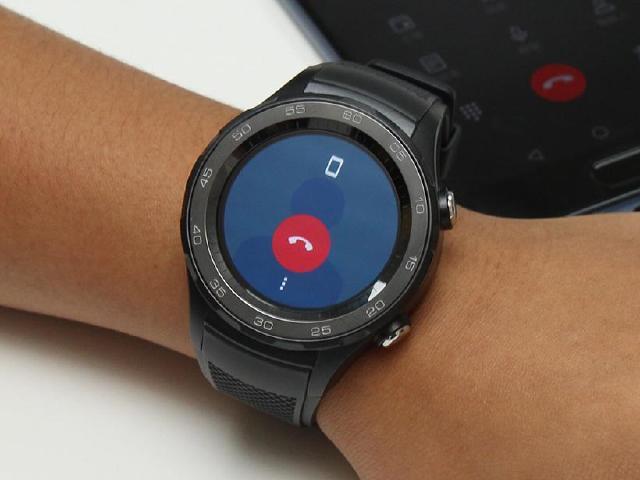 獨立通話智慧手錶 HUAWEI Watch 2開箱體驗