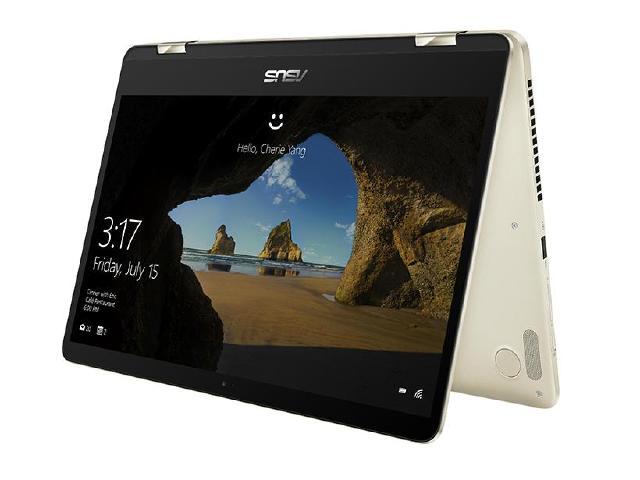 內建獨立顯卡的翻轉筆電 ASUS ZenBook Flip 14即日上市