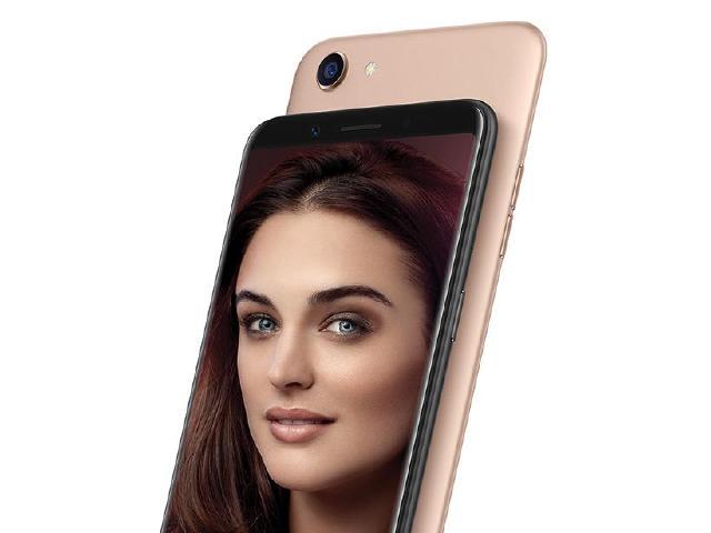 平價18:9全螢幕手機OPPO F5 Youth 台灣可能上市
