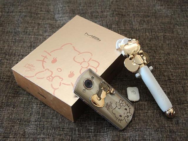 美圖M8s美少女戰士與Hello Kitty限量版 12月台灣首發