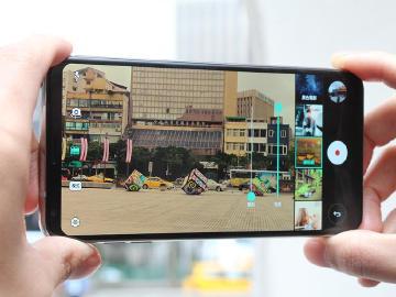 [動手玩]6吋18:9大屏手機LG V30+
