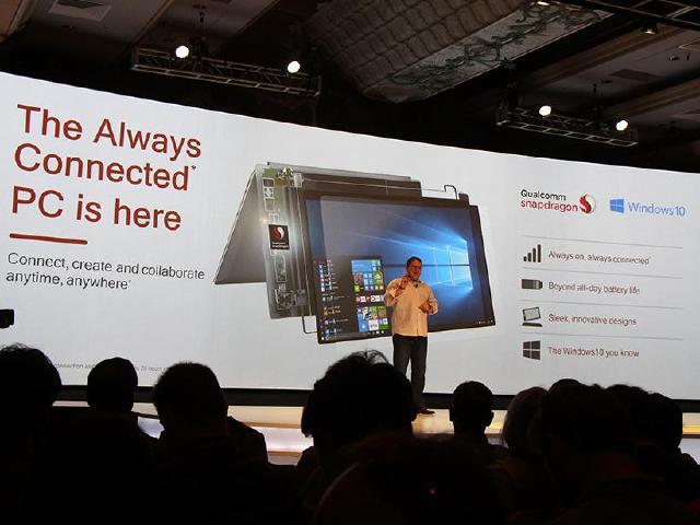 高通S835常時連網筆電發表 ASUS NovaGo與HP Envy x2