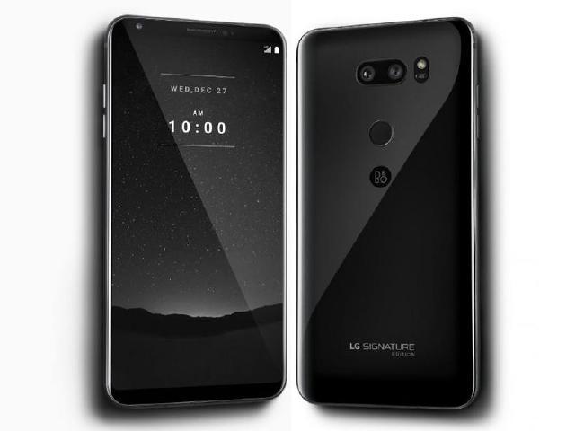 LG以V30為基礎推出Signature Edition限量高價手機