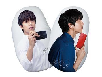 即日起買華碩ZenFone 4 登錄再送孔劉抱枕