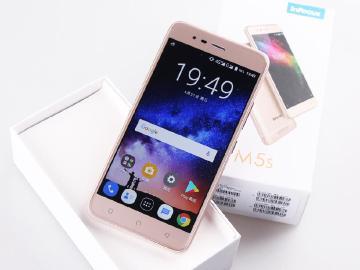 InFocus也有18:9螢幕手機 M7s傳1月台灣上市
