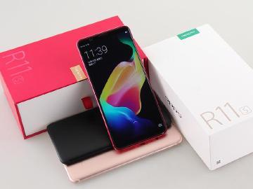 AI美顏、智慧雙攝 OPPO R11s全螢幕手機開箱