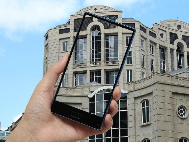 16:9超窄邊平價手機 Panasonic ELUGA C開箱