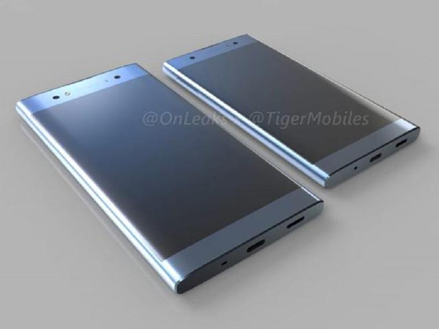 5吋Sony XA2前置雙鏡頭 L2新機渲染影片曝光