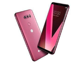 LG V30樹莓玫瑰新色CES展將亮相 台灣尚無上市規劃
