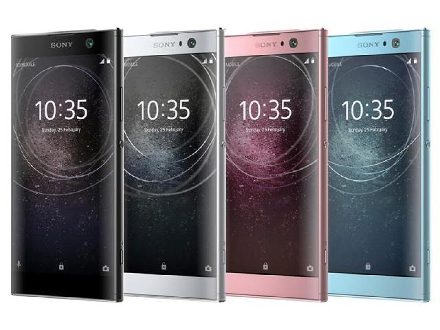 Sony XA2系列官圖流出 Ultra具前置雙鏡頭規格