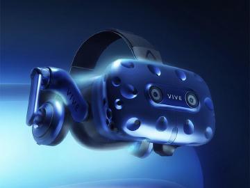 HTC Vive Pro發表 VR體驗再升級[CES 2018]