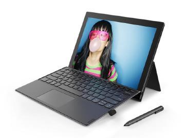 聯想Miix 630發表 S835常時連網平板筆電[CES 2018]