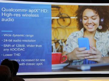 高通aptX HD超過55款產品支援 Sony、HTC與鐵三角皆採用