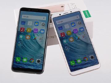 OPPO A75與A75s開箱 2000萬畫素全螢幕自拍手機