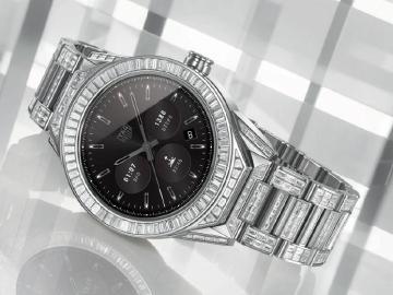 要價近600萬!TAG Heuer推Android精品智慧手錶
