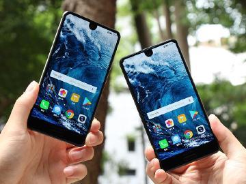 夏普手機將採用自家OLED面板 2018年中問世