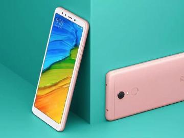 紅米5手機3+32規格 台灣上市價格傳4千有找