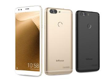 平價18:9全螢幕手機InFocus M7s 亞太電信開賣